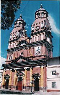 Amalfi, Antioquia Municipality and town in Antioquia Department, Colombia