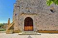 Iglesia de Santa María de la Torre en Cilleruelo de Arriba entrada.jpg