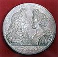 Ignoto, incoronazione di Guglielmo III e Mary in inghilterra, 1689.jpg
