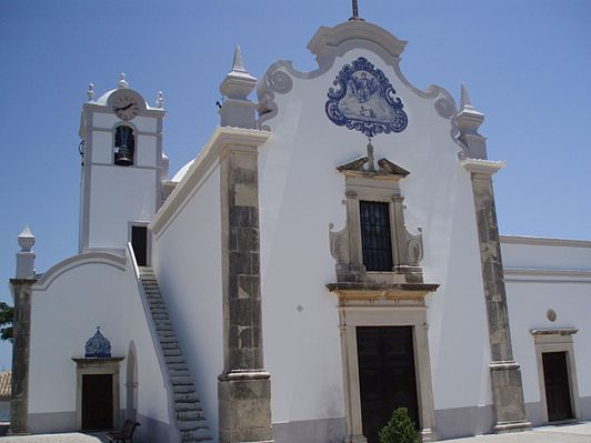 Church of São Lourenço (Almancil)