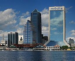 Image-Jacksonville Skyline Panorama 2