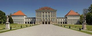 Treaty of Nymphenburg Treaty enlarging War of Austrian Succession