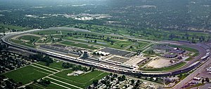 Seating capacity - The Indianapolis Motor Speedway has the largest seating capacity of any venue in the world.