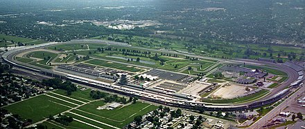 The Indianapolis Motor Speedway. Ims aerial.jpg