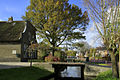 In het 'centrum' van Reeuwijk dorp aangekomen..JPG