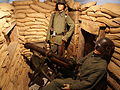 In the trenches, Musée Somme 1916, pic-050.JPG