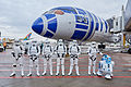 Inaugural flight of the R2-D2 jet to Brussels Airport (8).jpg