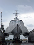 Independence (LCS 2) in drydock.jpg