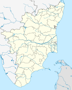 Samadhi of Bodhendra Saraswathi is located in Tamil Nadu