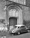 ingangspartij noord-transept - delft - 20049441 - rce