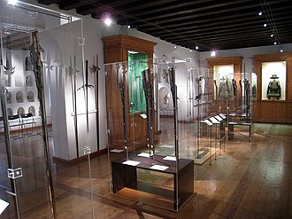 Chamber of Art and Curiosities, Ambras Castle - Chamber of Art and Curiosities, Ambras Castle
