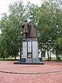 Inside Nizhniy Novgorod Kremlin. Russia. На территории Нижегородского Кремля. Россия - panoramio (2).jpg