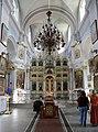 Interiér kostela Svatého ducha, Minsk - panoramio (1).jpg