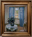 Interior with clematis, by Anna Ancher, with frame.jpg