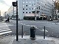 Intersection Rue Flandin Avenue Pompidou (Lyon).jpg
