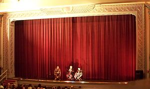 Tetro - Image: Interview with Francis Ford Coppola & Alden Ehrenreich at SIFF