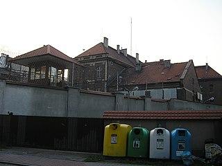 Kraków-Podgórze Detention Centre