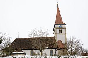 Ippesheim - Church in Ippesheim