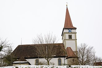 Ippesheim - Church in Ippesheim