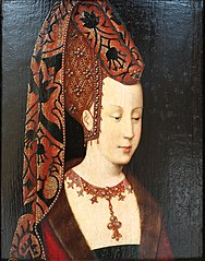 Portrait of Isabella of Portugal