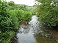 Isle Jumilhac Chalard aval pont tour.JPG