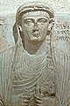 Istanbul Archaeological Museum Palmyrene funerary relief 1178b.jpg