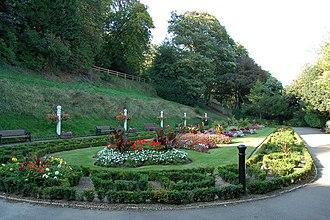 Saltburn-by-the-Sea - The Italian Gardens