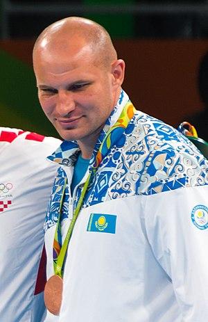 Ivan Dychko - Dychko at the 2016 Summer Olympics