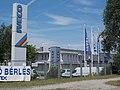 Iveco dealership, Újpest Industrial Park, 2017 Káposztásmegyer.jpg