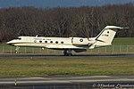 J-756 Gulfstream -IV-G450 GLF4 - Pakistan Air Force (24309958990).jpg