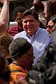 J.B. Pritzker Candidate for Governor State of Illinois Traditional Workers May Day Rally and March Chicago Illinois 5-1-18 1319 (40052212680).jpg