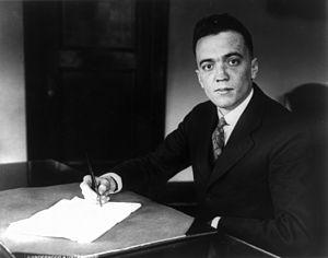 J. Edgar Hoover - Hoover in 1932