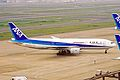 JA702A B777-281 ANA All Nippon Aws HND 23MAY03 (8473403040).jpg
