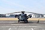 JASDF UH-60J front view at Komaki Air Base March 3, 2018 01.jpg