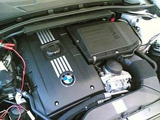BMW N54 - Image: JK N54B30