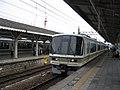 JRW 221 Yamatoji Rapid at Nara Station 2005-06-11.jpg