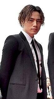 Hiroomi Tosaka Japanese singer and actor