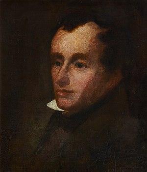John Zephaniah Bell - John Zephaniah Bell, self-portrait from the 1820s