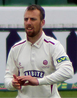 Jack Leach English cricketer