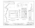 Jackson Jones Homestead, Merrick Road, Wantagh, Nassau County, NY HABS NY,30-WANT,1- (sheet 11 of 14).png