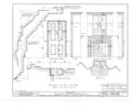 Jackson Jones Homestead, Merrick Road, Wantagh, Nassau County, NY HABS NY,30-WANT,1- (sheet 13 of 14).png