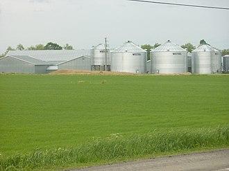 Wakefield Parish, New Brunswick - Farm in Jacksonville