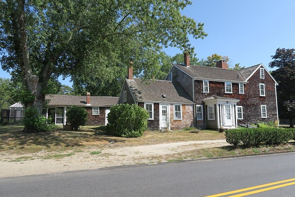 Jacobs Farmhouse, Norwell Historical Society