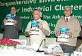 Jairam Ramesh releasing the book entitled 'Comprehensive Environmental Assessment of Industrial Clusters', at the inauguration of the workshop on 'Comprehensive Environmental Pollution Index (CEPI) for Industrial Clusters'.jpg