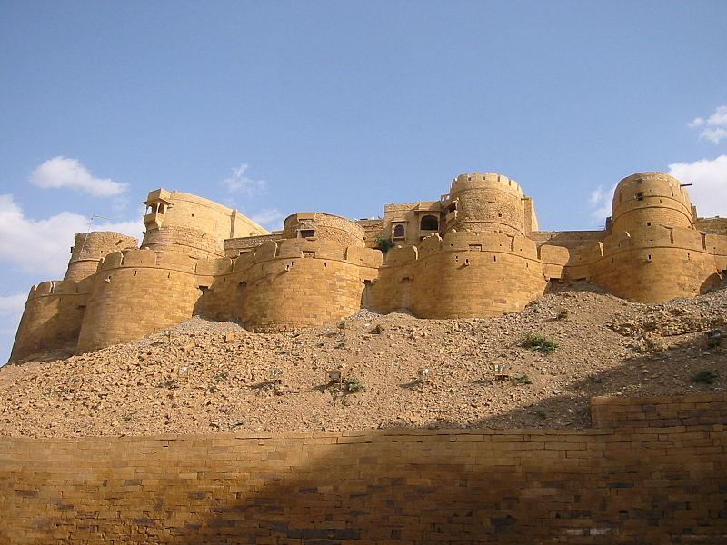 ラージャスターンの丘陵城塞群の画像 p1_3