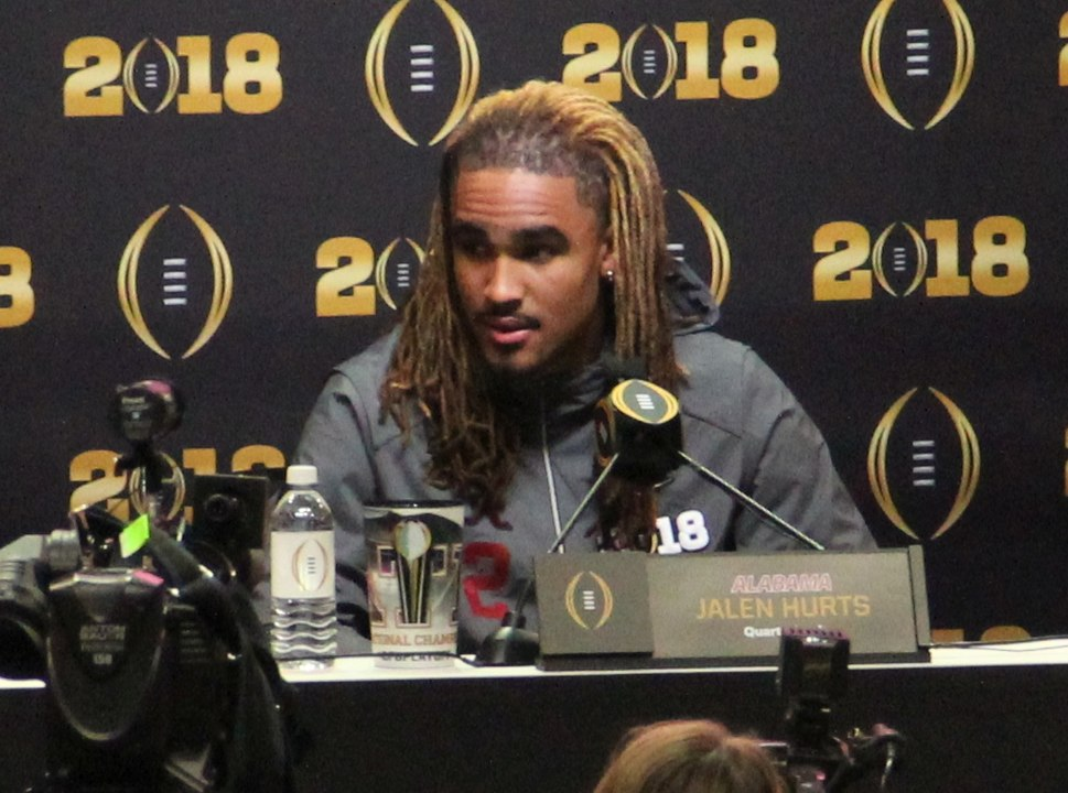 Jalen Hurts Jan 2018 1