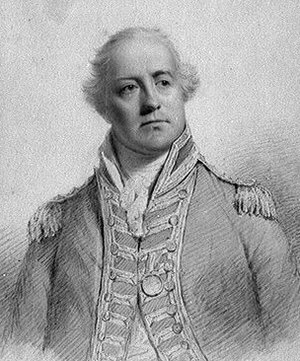 James Gambier, 1st Baron Gambier - Lord Gambier, by William Beechey