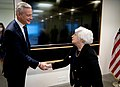 Janet Yellen and Bruno Le Maire at the 2021 IMF Autumn Meeting.jpg
