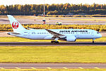 Japan Airlines, JA841J, Boeing 787-8 Dreamliner (22030979198).jpg