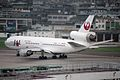 Japan Airlines - JAL McDonnell Douglas DC-10-40I JA8535 (28761920533).jpg